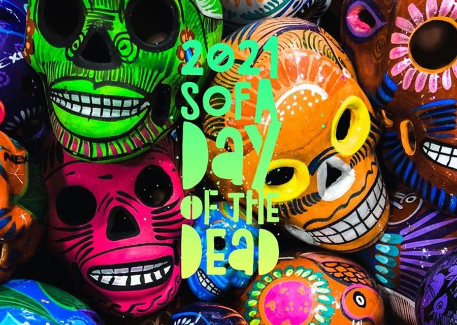 SOFA Santa Rosa Arts District Day of the Dead