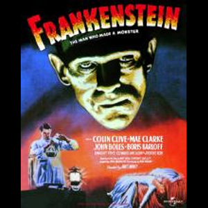 Sonoma State University concert: Frankenstein classic movie