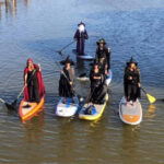 Witches and Wizards on The Water